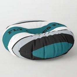 Fly Eagles Fly Philadelphia Floor Pillow