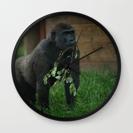 Lope The Gorilla Wall Clock