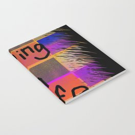 Downe Burns - Life Trip 1 ts Notebook