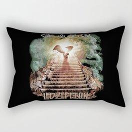 Red Zeppelin - Stairway to Heaven Rectangular Pillow