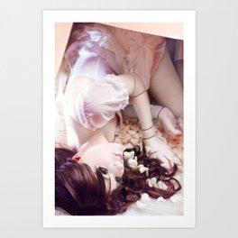 Doll II Art Print