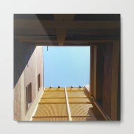 #133Photo #146 #YellowFound #Architecture Metal Print
