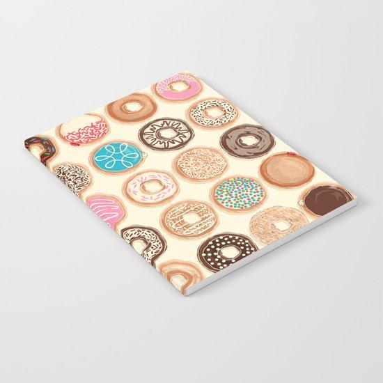 Doughnuts Notebook