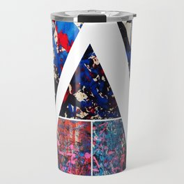 Bi Polar Brainstorm Travel Mug