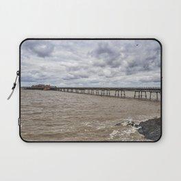 Birnbeck Pier. Laptop Sleeve