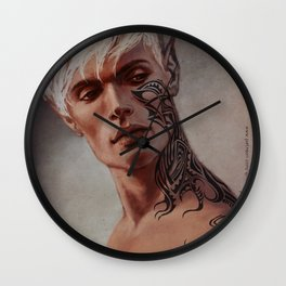 Rowan Whitethorn Wall Clock