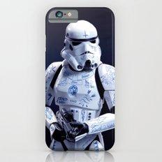 Tattooed Trooper iPhone 6s Slim Case