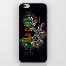 Psilocybin iPhone & iPod Skin