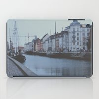 copenhagen iPad Cases featuring Copenhagen by Gabriri