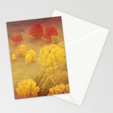 Winter's Messenger 2 Stationery Cards