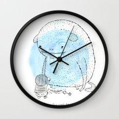 It's a secret. Wall Clock