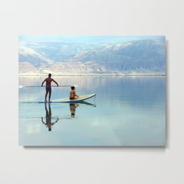 Dead sea magic Metal Print