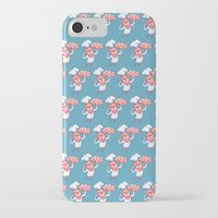 chef iPhone & iPod Cases featuring Pizza Chef by drawgood