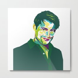Joey Tribbiani Metal Print