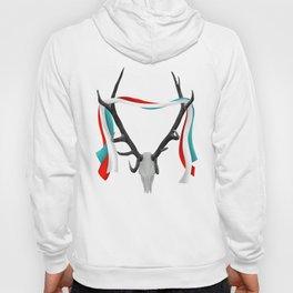 Stag Antlers Hoody