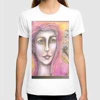 olivia joy T-shirts featuring Olivia by Art by Sandy & Mariah Gonyea