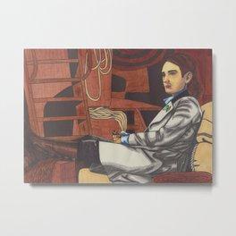 Tristan Metal Print
