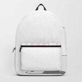 I feel like panda t shirt itsyourprint Backpack