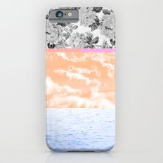 Around All the Flowers iPhone 6s Slim Case