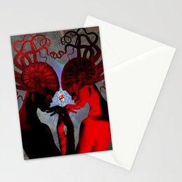 Poseidon's Wife Stationery Cards