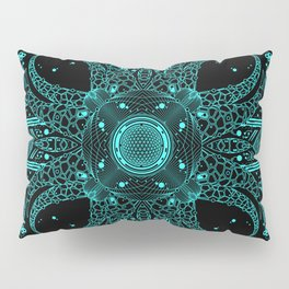 Tentacle void Pillow Sham