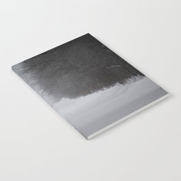 Unknown road Notebook