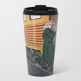 A Departure Metal Travel Mug