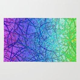Grunge Art Abstract G57 Rug