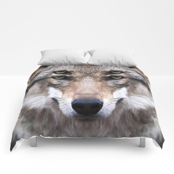Wolf Comforters