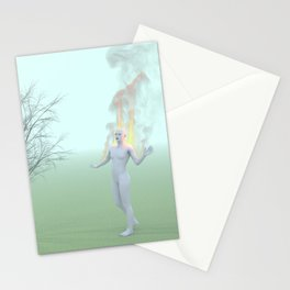 Forlorn Flamer Stationery Cards
