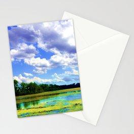 Lake Wingra, Wisconsin Stationery Cards