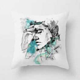 Dean Winchester   Skin Throw Pillow