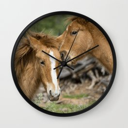 A Little Playtime Wall Clock