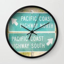 PCH1 Wall Clock