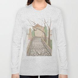 """""""LA PUENTE"""" de Alcañizo Long Sleeve T-shirt"""