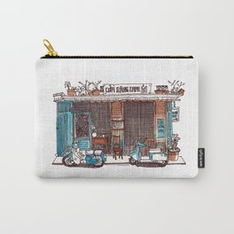 VIETNAM COFFEE SHOP Carry-All Pouch