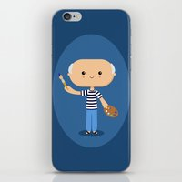 picasso iPhone & iPod Skins featuring Pablo Picasso by Sombras Blancas Art & Design