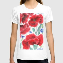 Flowers of the Cornfield T-shirt