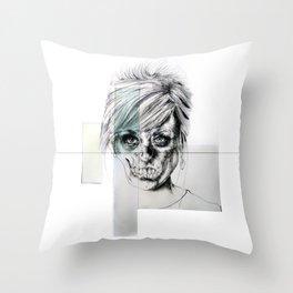 Subtle Shift Throw Pillow