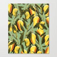 Mango Season #society6 #decor #buyart Canvas Print