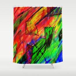 simpol Shower Curtain