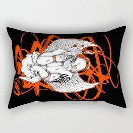 Angel Gangsta Rectangular Pillow