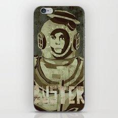 Buster Keaton - the legend iPhone & iPod Skin