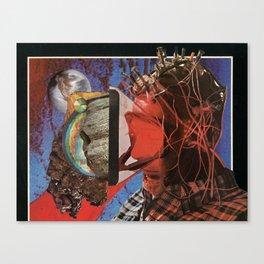 Transmission Canvas Print