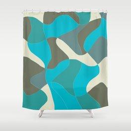 Corol shape Shower Curtain