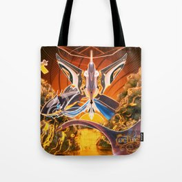 PROJECT CAELUS Tote Bag