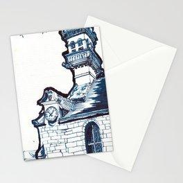 on a cool Sunday Stationery Cards