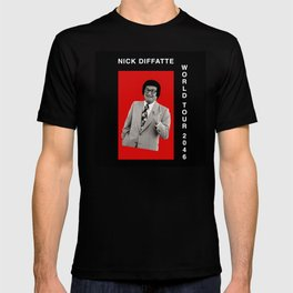 Nick Diffatte World Tour 2046 T-shirt