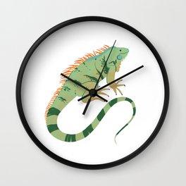 Iquana Wall Clock