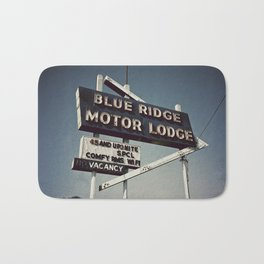Motor Lodge Bath Mat
